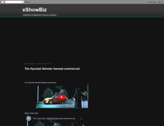 showbiz44.blogspot.com screenshot