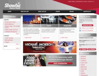 showbizeta.com screenshot