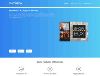 showbox.link screenshot