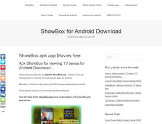 showboxdownloadmovies.com screenshot