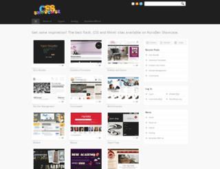 showcase.nuvodev.com screenshot