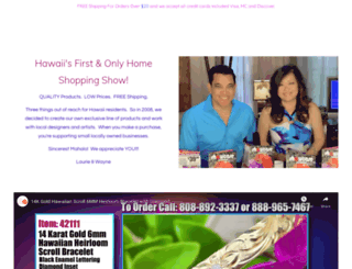 showcasehawaii.tv screenshot