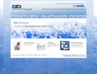 showerdoor.mivamerchant.net screenshot
