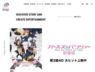 showgate.jp screenshot