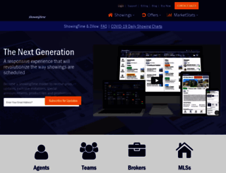 showingsuite.com screenshot