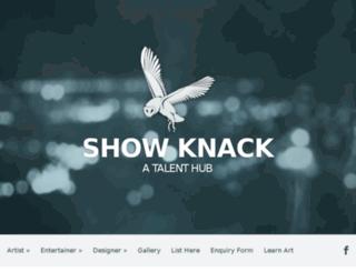 showknack.com screenshot