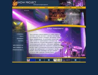 showproject.ru screenshot