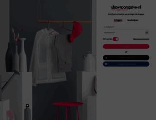 showroomprive.nl screenshot