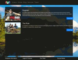 shows.wildop.com screenshot