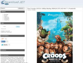 showstorrent.org screenshot
