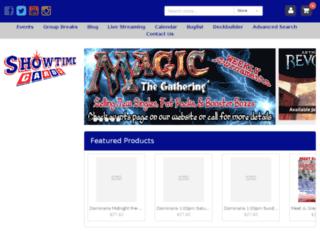 showtimecards.crystalcommerce.com screenshot