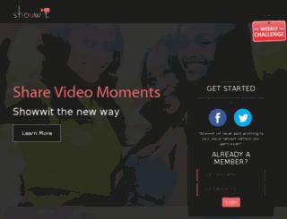 showwit.com screenshot