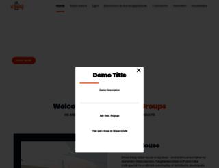 shreebalajigroups.com screenshot