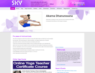 shrikrishnayog.com screenshot