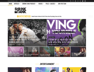 shrinktank.com screenshot