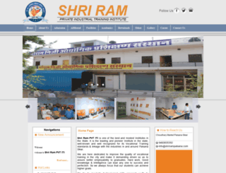 shrirampalsana.com screenshot