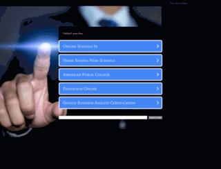 shsacademie.net screenshot
