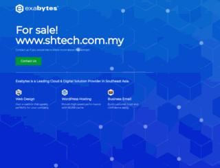 shtech.com.my screenshot