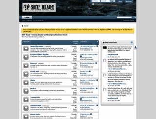 shtfready.com screenshot