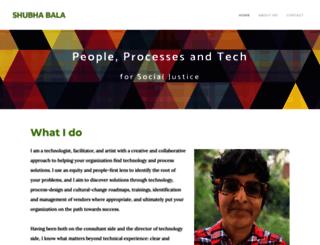 shubhabala.com screenshot