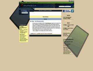 shuffleandcut.com screenshot