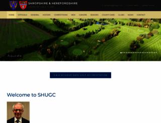 shugc.com screenshot