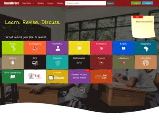 shuledirect.co.tz screenshot