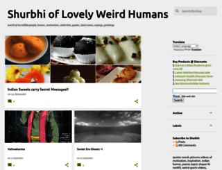shurbhi.in screenshot
