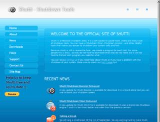 shutti.co.nr screenshot