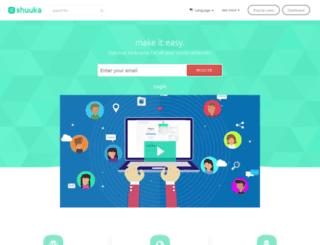 shuuka.com screenshot