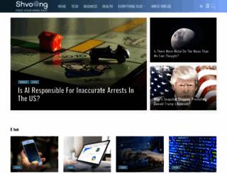 shvoong.com screenshot