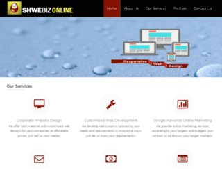 shwebizonline.com screenshot