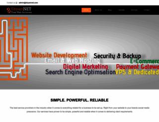 shyamnet.com screenshot