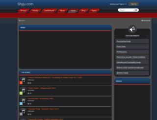 shyju.com screenshot