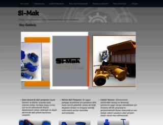 si-mak.com screenshot