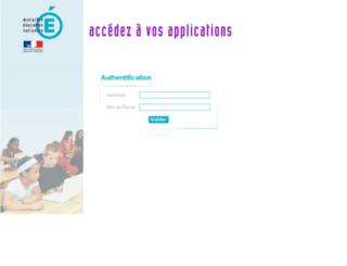 si1d.ac-rouen.fr screenshot
