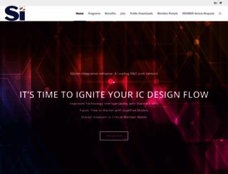 si2.org screenshot