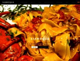 siamoqua.es screenshot