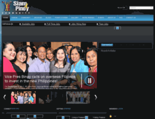 siampinoy.net screenshot