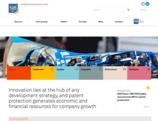 sib.com screenshot