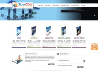 sibercom.com.tr screenshot