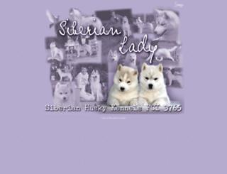 siberianlady.org.rs screenshot