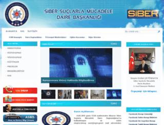 sibersuclar.com screenshot
