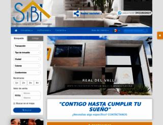 sibi.com.mx screenshot