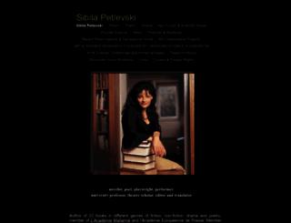 sibilapetlevski.com screenshot