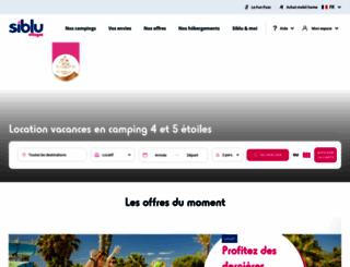 siblu.fr screenshot
