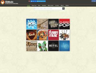 sibmusic.com screenshot