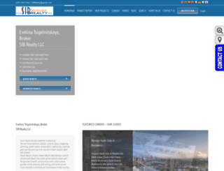 sibrealty.com screenshot