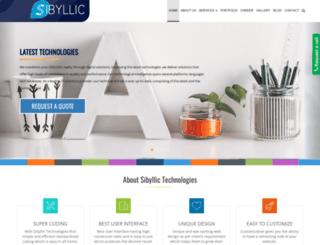 sibyllictech.com screenshot