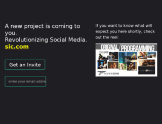 sic.com screenshot